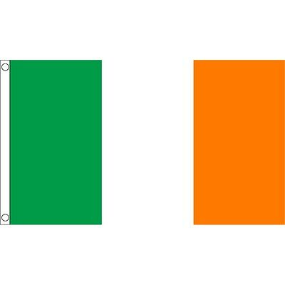 3ft x 2ft Small Republic Of Ireland Flag - Irish 3ft National Country Metal