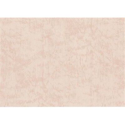 A4 110gsm Pink 133 Leather Look Paper Pack - Mauve Leatherette 5 Sheets Arts