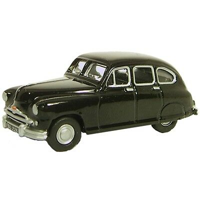 1:76 Black Oxford Diecast Standard Vanguard - Model Classic Car Collectable Gift