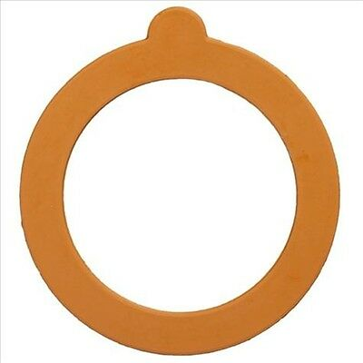 6 Pack Of Jar Sealing Rings - Replacement Rubber Kilner Jam Jars