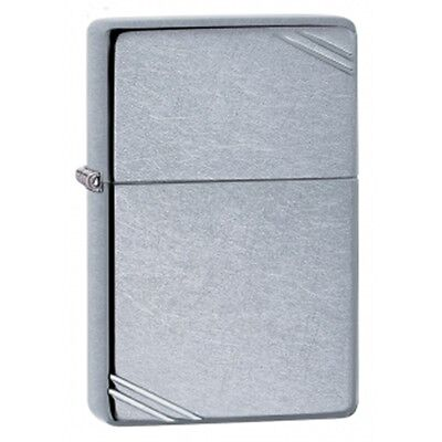 Street Chrome Vintage With Slashes Zippo Lighter - Pocket Gift Present Accessory