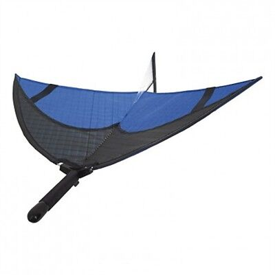 Blue & Black Easy Air Glider - Hq Childrens Kids And Air Adjustable Metal