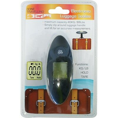 Electronic Luggage Scales - Portable Pocket Hanging Fishing Weighing Digitalkg