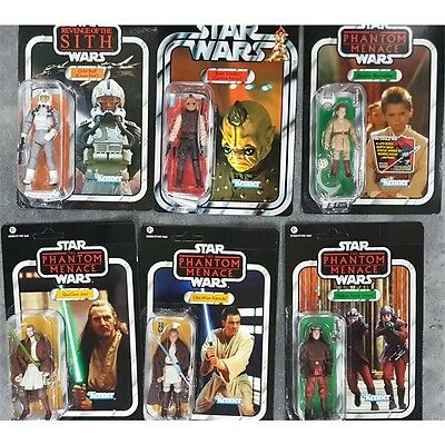 Star Wars Vintage Collection Assorted Action Figures