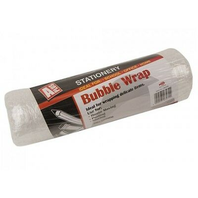 3m x 300mm Roll Of Bubble Wrap - Posting Packaging Storage Home Office Supplies