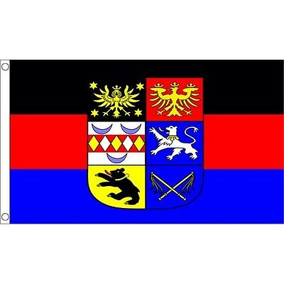 5ft x 3ft Ostfriesland Flag - Germany German 5ft With Metal Eyelets