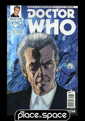 Doctor Who: The Twelfth Doctor Adventures: Year Two #10C (Wk42)