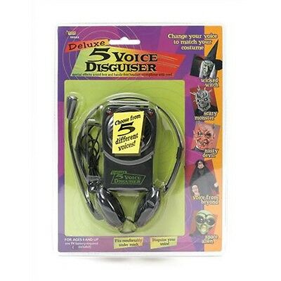 Voice Changer & Headset Microphone - Spooky Disguiser & New