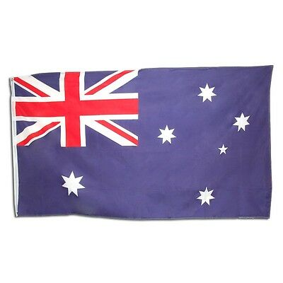 5ft x 3ft Australian Flag - Australia 3' 5' Cloth Rugby Cricket Sports