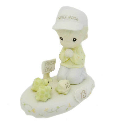 Precious Moments AGE 13 GROWING IN GRACE Porcelain Birthday 272647