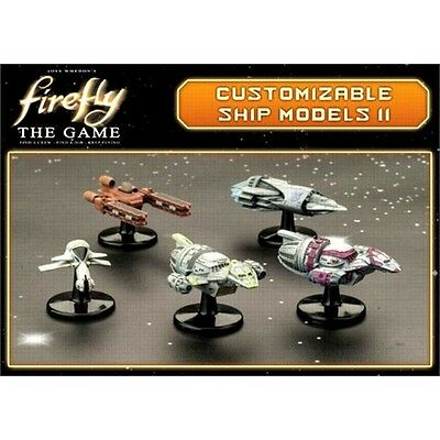 Firefly: The Game: Ship Set 2