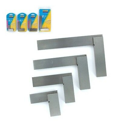 """1"""" 25mm Engineers Square - Solid Steel Precision Polished Carpenter Marking"""