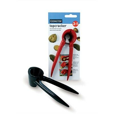 Red Top Nut Cracker & Champagne Opener - Eddingtons - Cruncher Kitchen Tool