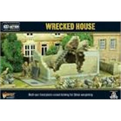 Wrecked House Miniature Box Set - Warlord Games Bolt Action World War 1 & 2