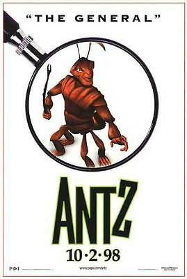 Antz General Single  Sided Original Movie Poster 27x40 inches