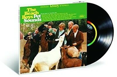 The Beach Boys - Pet Sounds [Stereo] [New Vinyl] 180 Gram