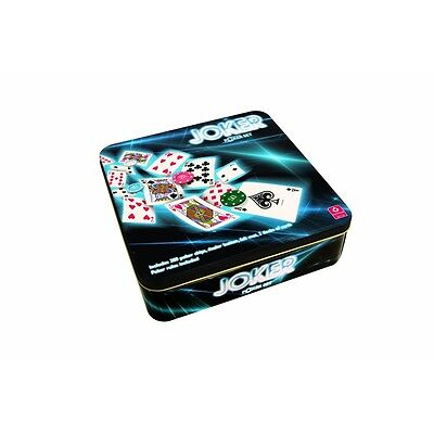 Cartamundi Joker Poker Set