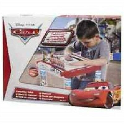 Cars Colouring Table - Disney Childrens Activity Fun Set