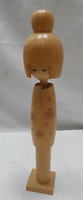 Kokeshi Creative Style Wooden Japanese Doll Vintage #404