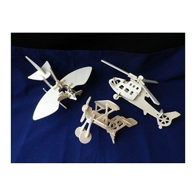 Magnificent Flying Machines Kit In A Tin - Apples To Pears Model Making Gift 3
