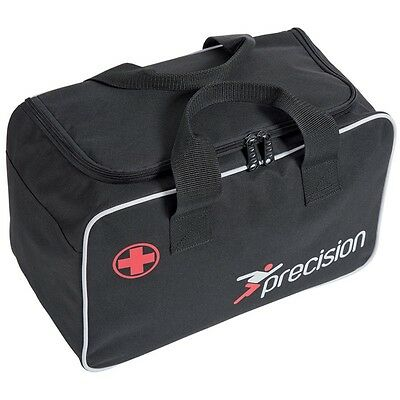 Black White Team Medical Bag - Precision Training Medi ( ) Sports Health And
