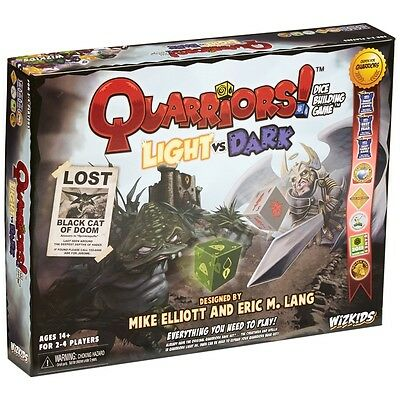 Quarriors Expansion: Light And Dark