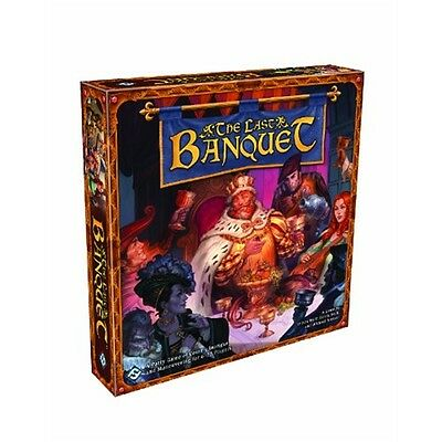 The Last Banquet Card Game - Board Family Fun Toys Games Play
