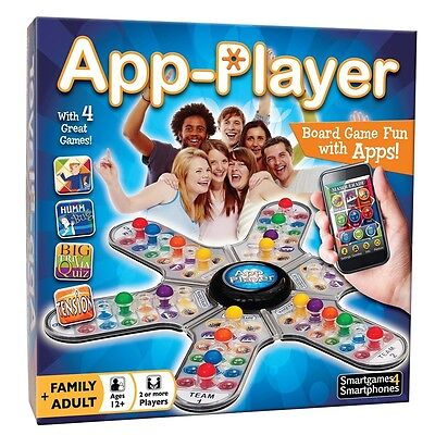 Cheatwell Games App Player Board Game