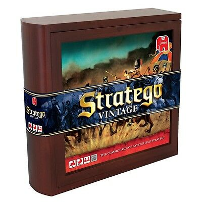 Stratego Vintage Strategy Game - Board Family Games Fun Play Toys