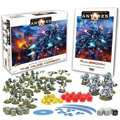 Beyond The Gates Of Antares Starter Set - 28mm Minatures - 21 Infantry - 6 -