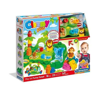 Clementoni Clemmy Plus Funny Forest Learning And Activity Toys - Play Set