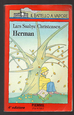 "L.S. Christensen: ""HERMAN"" - Il Battello a Vapore"