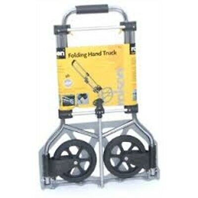 70kg Lightweight Trolley With Bungee - Rolson 42516 Heavy Duty Moving Straps