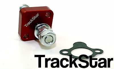 2002 - 2009 Honda Vfr 800 V Tec  Manual Cam Chain Tensioner Cct Red