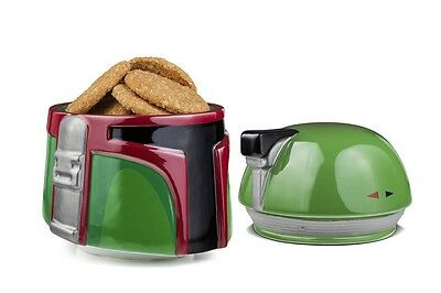 Star Wars Boba Fett 3D Cookie Jar