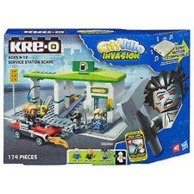 Kre-o Cityville Invasion Luftangriff Booster Pack