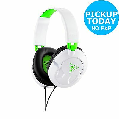 Turtle Beach Ear Force Recon 50X Over Ear Gaming Headset for Microsoft XBox One.