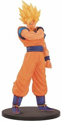 Banpresto Dragon Ball Z Resolution of Soldiers Super Saiyan Son Goku Figure