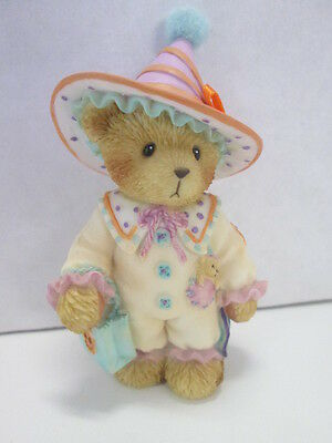 "Enesco Cherished Teddies Cora ""You've Put a Spell on My Heart"" 2003 #113511"