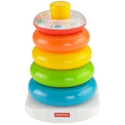 Fisher-price Rock-a-pile