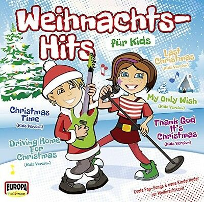 various weihnachts hits f r kids cd europa fm neu eur 12. Black Bedroom Furniture Sets. Home Design Ideas