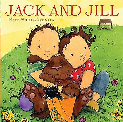 Jack and Jill, Kate Willis-Crowley | Hardcover Book | Good | 9780340999783