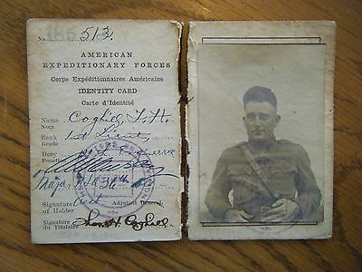 Officers Identification Book 111th Engineers 36th Division