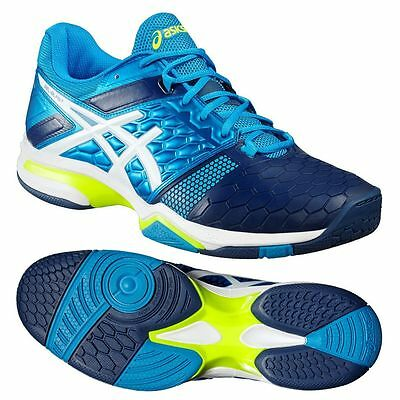 Asics Gel-Blast 7 Mens Indoor Squash Practice Trainers Cushioned Court Shoes