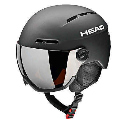 HEAD KNIGHT Skihelm Snowboardhelm (black) Collection 2017 - NEU !!!