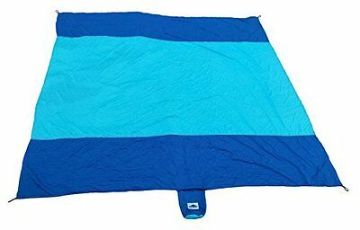Lightweight Outdoors Beach Blanket, Picnic Blanket made with Parachute Material
