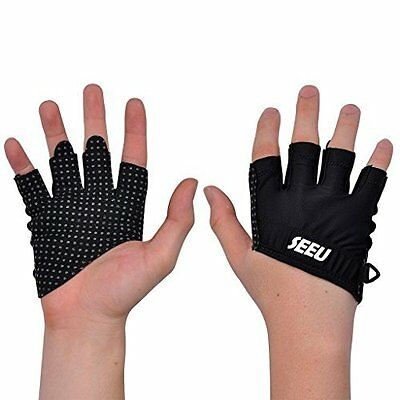 Workout Gloves by 2-Fitness - For Men & Women Training & Weightlifting