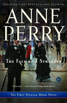 The Face of a Stranger by Anne Perry Paperback Book (English)
