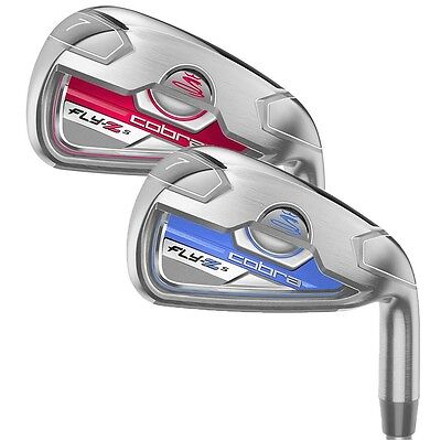 NEW Lady Cobra Golf FLY-Z S Irons Womens Choose Color and Set Composition