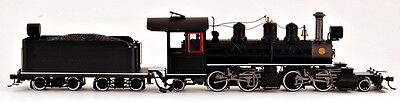 Bachmann On30 Scale Train 2-4-4-2 DCC Equipped Black Wood Cab With Trim 29004